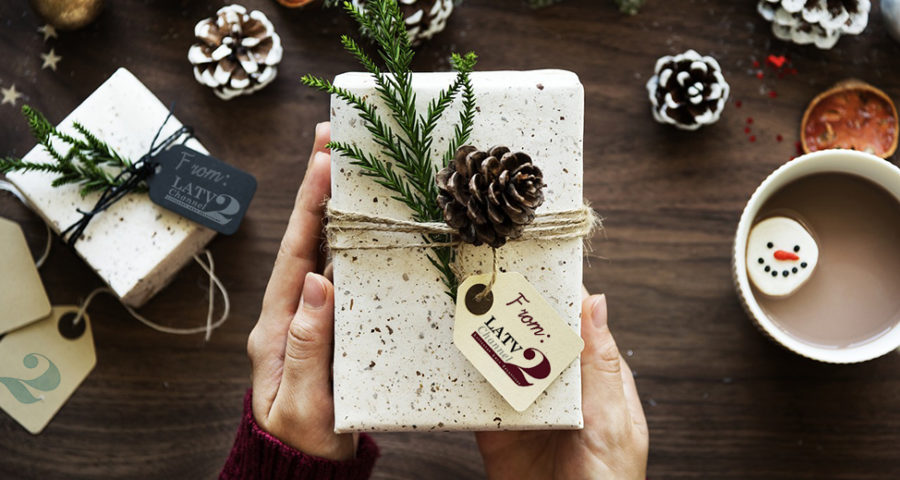 channel 2 gift box