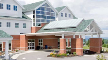 littleton hospital front entrance