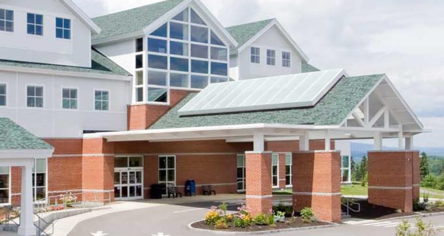 littleton hospital front entrance